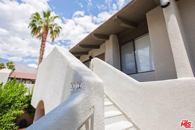 353 N Hermosa Drive 9C2, Palm Springs, CA 92262 (MLS #19465776PS) :: Brad Schmett Real Estate Group