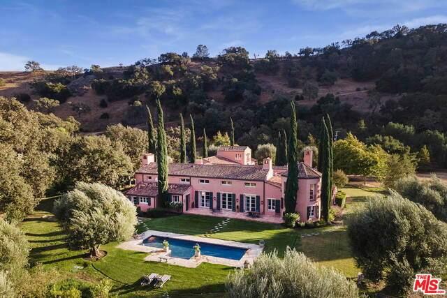 1155 Alisos Rd, Santa Ynez, CA 93460 (MLS #20-666392) :: Mark Wise | Bennion Deville Homes
