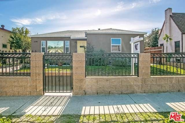 2246 Harwood Street, Los Angeles (City), CA 90031 (#17207186) :: The Fineman Suarez Team