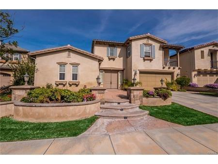4113 Eagle Flight Drive, Simi Valley, CA 93065 (#SR17142998) :: California Lifestyles Realty Group
