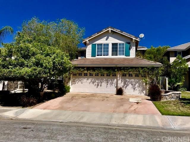 25507 Hardy Place, Stevenson Ranch, CA 91381 (#SR17158734) :: Paris and Connor MacIvor