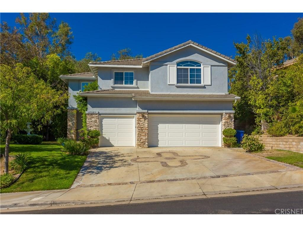 27303 Blueridge Drive, Valencia, CA 91354 (#SR17176161) :: Paris and Connor MacIvor