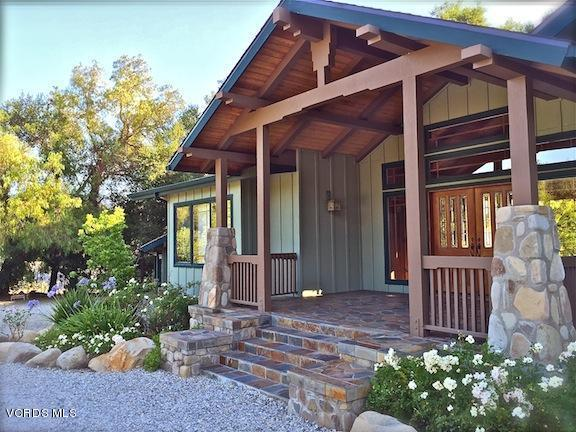 1615 Mcnell Road, Ojai, CA 93023 (#217011621) :: RE/MAX Gold Coast Realtors