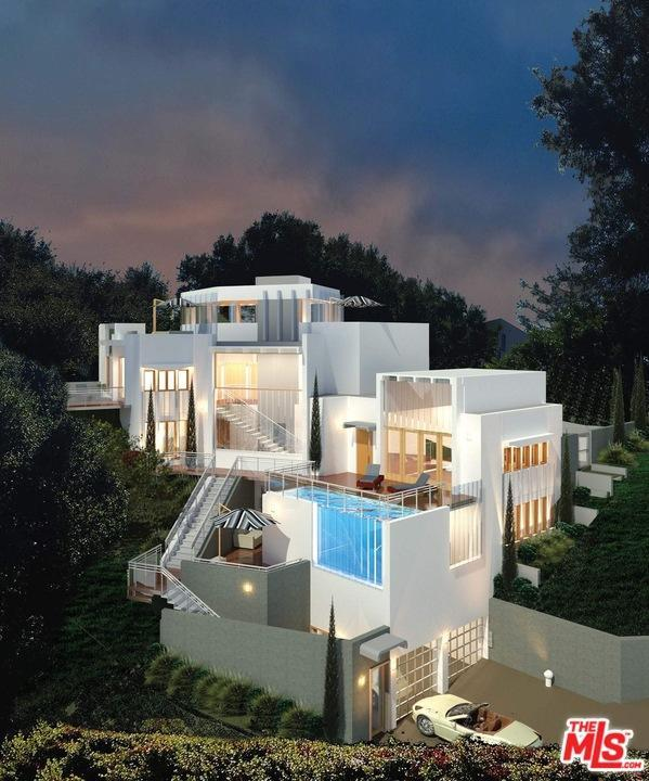 10528 Isadora Lane, Los Angeles (City), CA 90077 (#17279564) :: DSCVR Properties - Keller Williams