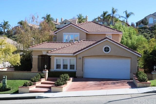 25950 Carroll Lane, Stevenson Ranch, CA 91381 (#SR17249595) :: The Real Estate Offices of Talbot and Watson