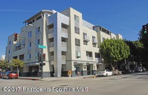 159 W Green Street 502A, Pasadena, CA 91105 (#817003117) :: The Fineman Suarez Team