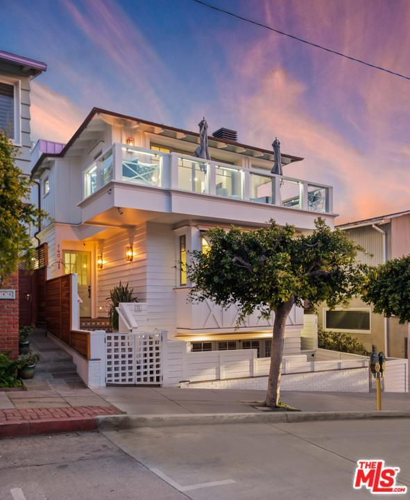 140 34TH Street, Hermosa Beach, CA 90254 (#18318244) :: The Fineman Suarez Team
