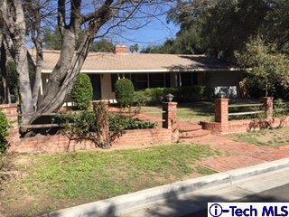 915 Descanso Drive, La Canada Flintridge, CA 91011 (#318000845) :: California Lifestyles Realty Group