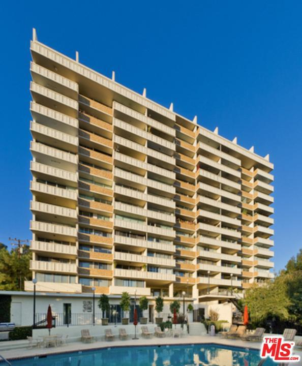 8787 Shoreham Drive #1203, West Hollywood, CA 90069 (#18323890) :: TruLine Realty