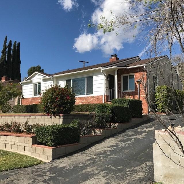 3239 Pontiac Street, Glendale, CA 91214 (#SR18061348) :: TruLine Realty