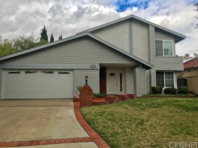 23731 Adamsboro Drive, Newhall, CA 91321 (#SR18061806) :: The Real Estate Offices of Talbot and Watson
