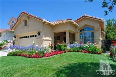 4816 Coyote Wells Circle, Westlake Village, CA 91362 (#218003608) :: Lydia Gable Realty Group