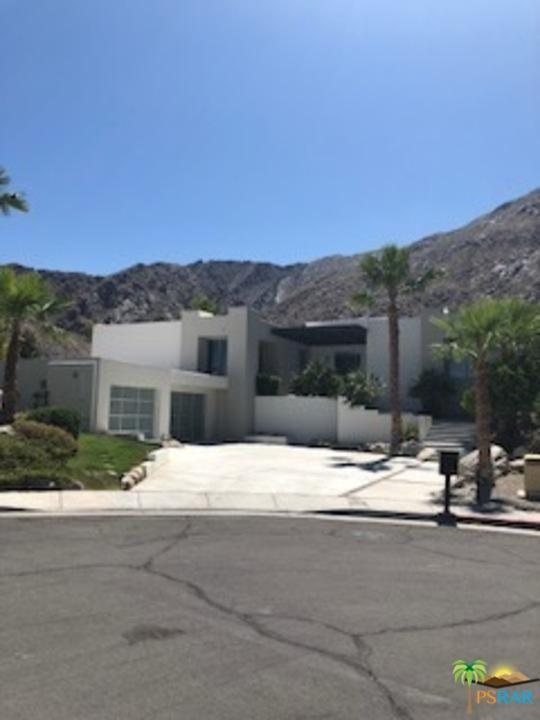 599 Camino Calidad, Palm Springs, CA 92264 (#18336028PS) :: Golden Palm Properties