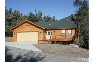 16505 Mil Potrero, Pine Mountain Club, CA 93222 (#SR18106447) :: TruLine Realty