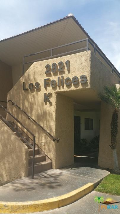 2821 W Los Felices Circle #203, Palm Springs, CA 92262 (#18343442PS) :: The Fineman Suarez Team