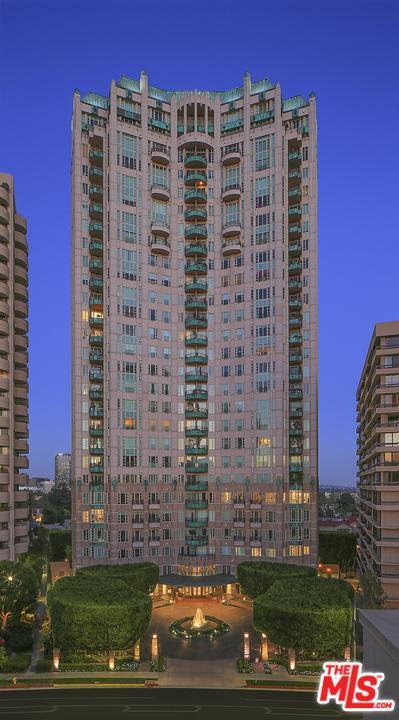 10580 Wilshire 12NW, Los Angeles (City), CA 90024 (#18346122) :: TruLine Realty