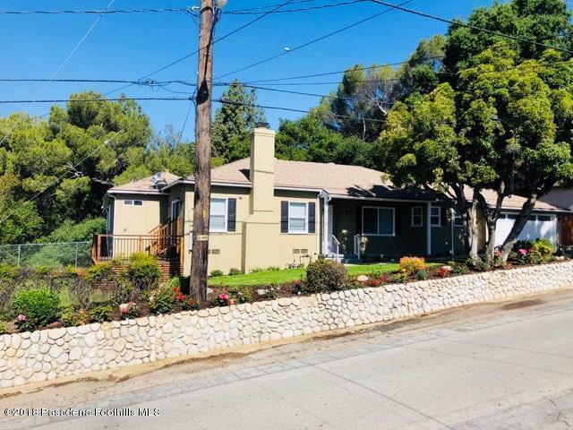 4525 Hillard Avenue, La Canada Flintridge, CA 91011 (#818002403) :: TruLine Realty