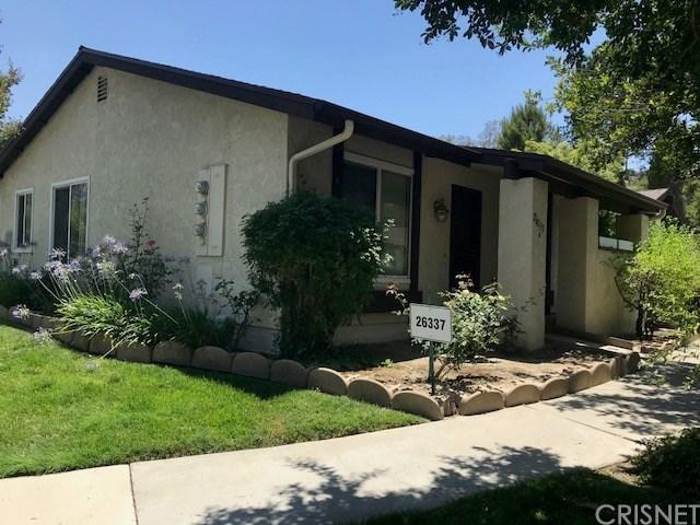 26337 Oak Highland Drive A, Newhall, CA 91321 (#SR18166507) :: Heber's Homes