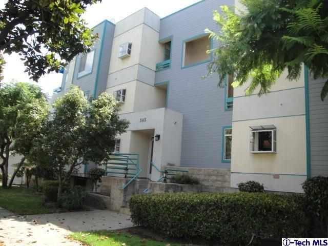 345 N Kenwood Street #201, Glendale, CA 91206 (#318002743) :: TruLine Realty