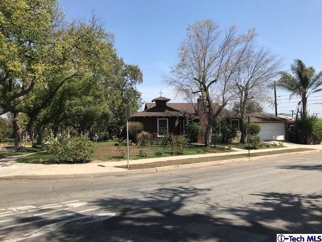 1634 N Rose Street, Burbank, CA 91505 (#318003281) :: TruLine Realty