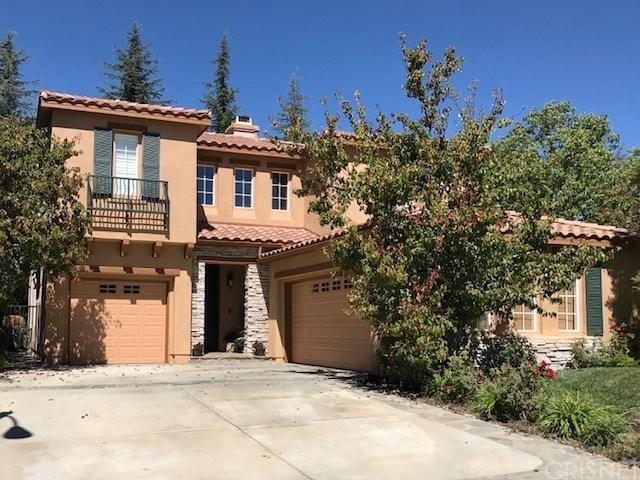 25821 De Quincy Place, Stevenson Ranch, CA 91381 (#SR18226429) :: Carie Heber Realty Group