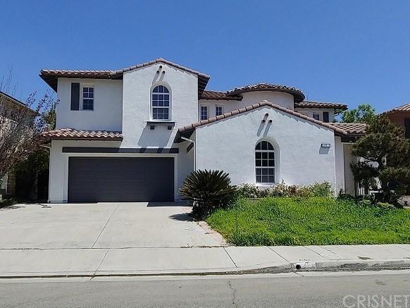 26853 Chaucer Place, Stevenson Ranch, CA 91381 (#SR18252304) :: Paris and Connor MacIvor