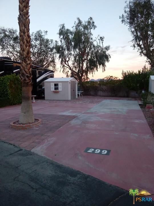 69801 Ramon Road #299, Cathedral City, CA 92234 (#18411726PS) :: Fred Howard Real Estate Team