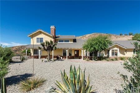 13602 Sego Road, Agua Dulce, CA 91390 (#SR18283484) :: Paris and Connor MacIvor