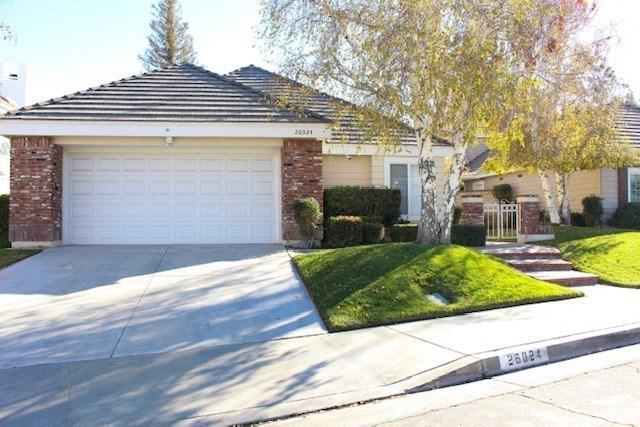 26024 Tourelle Place, Valencia, CA 91355 (#SR18285910) :: The Real Estate Offices of Talbot and Watson