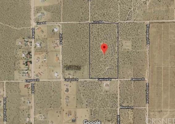 0 Cayucos Drive, Phelan, CA 92371 (#SR19247120) :: Randy Plaice and Associates