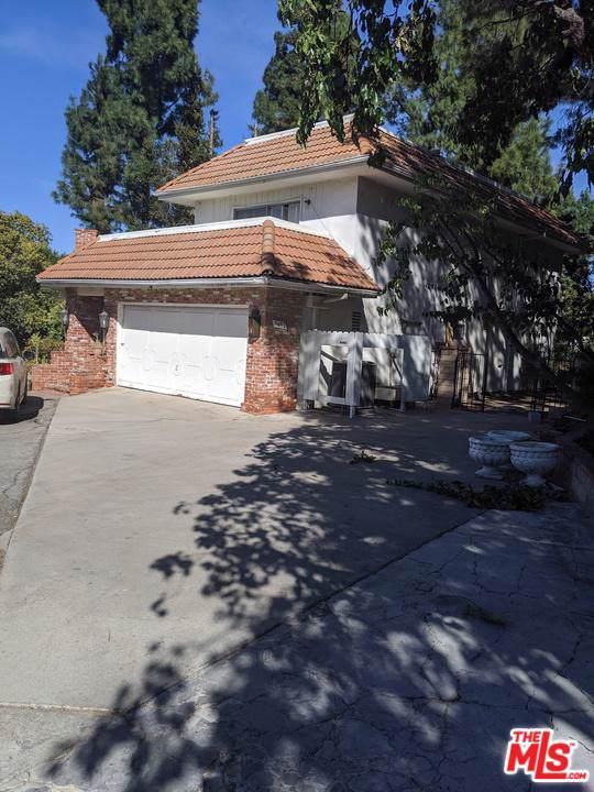 3492 Clairton Place, Encino, CA 91436 (#19522304) :: Lydia Gable Realty Group