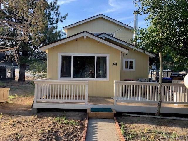 341 W Fairway Boulevard, Big Bear, CA 92314 (#SR19203811) :: TruLine Realty