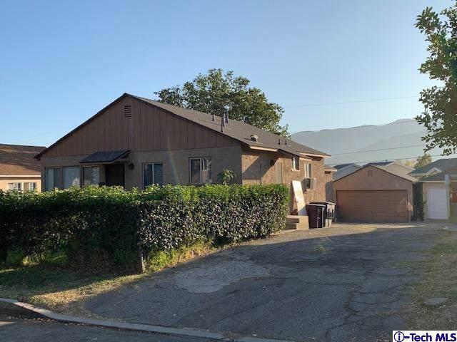 3214 Mary Ann Street, Glendale, CA 91214 (#319004460) :: The Parsons Team