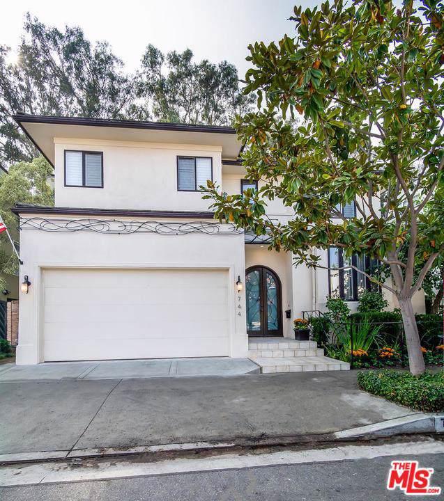 744 Oxford Avenue, Marina Del Rey, CA 90292 (#19529006) :: The Fineman Suarez Team