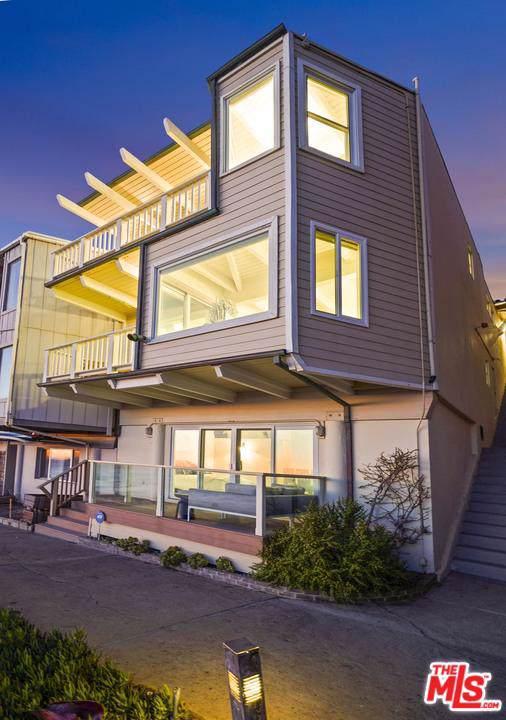 11862 S Beach Club Way, Malibu, CA 90265 (#19529064) :: DSCVR Properties - Keller Williams