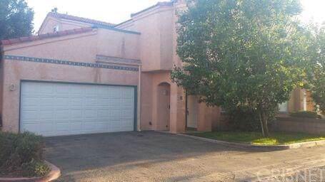 2320 E Avenue Q4 #23, Palmdale, CA 93550 (#SR19260645) :: TruLine Realty