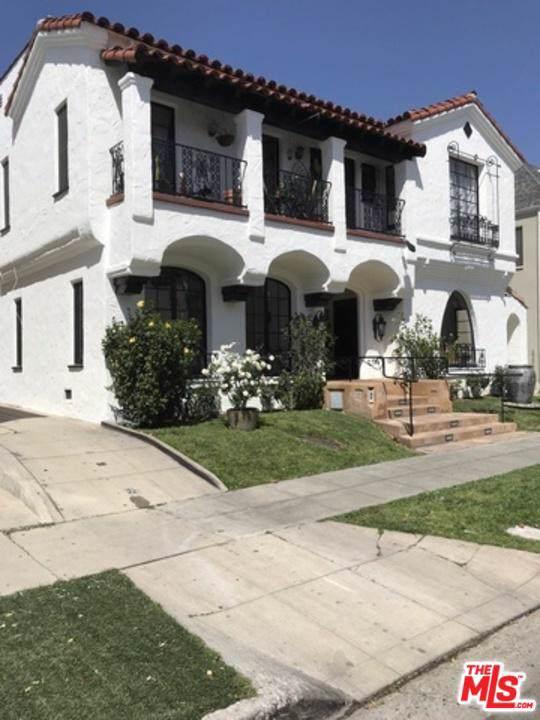 325 N Genesee Avenue, Los Angeles (City), CA 90036 (#19530374) :: The Agency