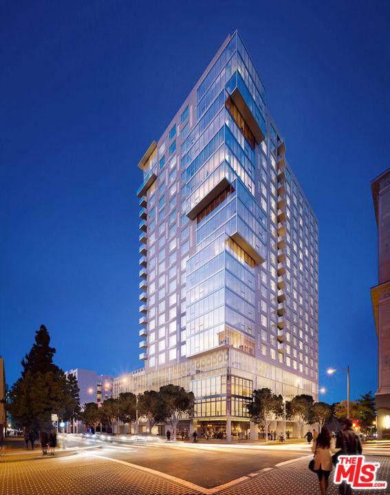 1050 Grand #705, Los Angeles (City), CA 90015 (#19530376) :: Golden Palm Properties