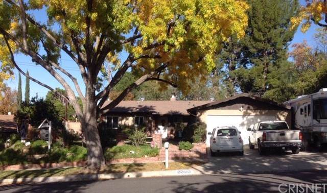 22613 Los Rogues Drive, Saugus, CA 91350 (#SR19272352) :: Lydia Gable Realty Group