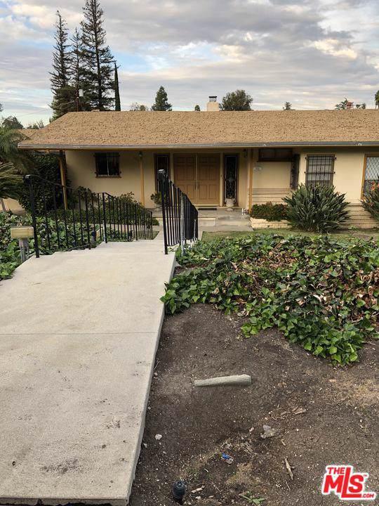 18631 Tarzana Drive, Tarzana, CA 91356 (#19531186) :: Golden Palm Properties