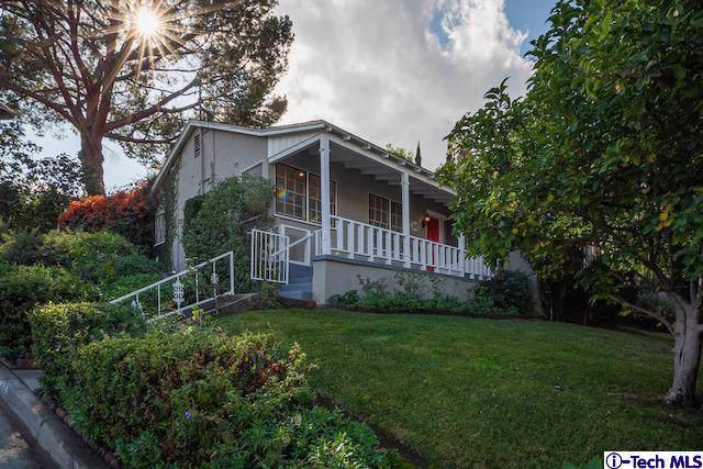 1425 Dartmouth Drive, Glendale, CA 91205 (#319004816) :: The Parsons Team