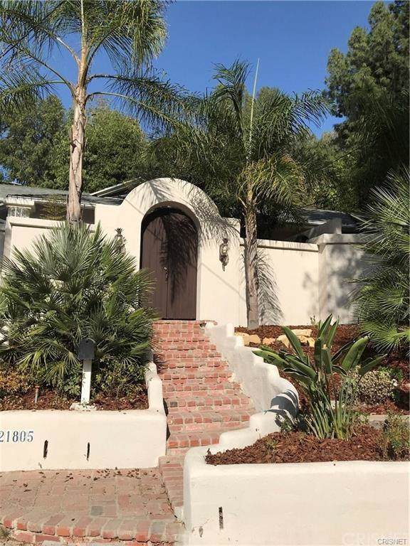 21805 San Miguel Street, Woodland Hills, CA 91364 (#SR19281257) :: SG Associates