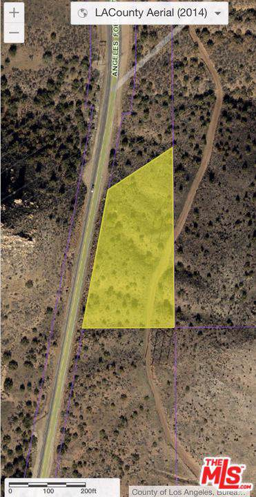 33540 Vac/Angeles Forest Hwy/V Drive, Acton, CA 93510 (#20543340) :: The Pratt Group