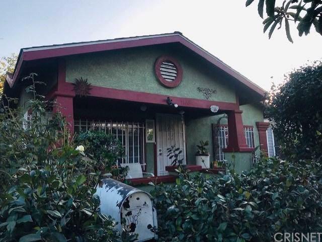 1148 W 66TH Street, Los Angeles (City), CA 90044 (#SR20009260) :: Pacific Playa Realty