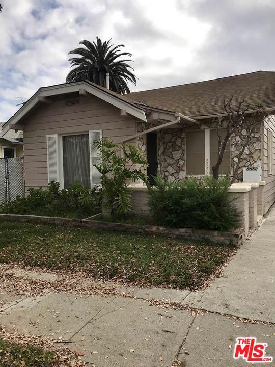8952 Hubbard Street, Culver City, CA 90232 (#20542976) :: Randy Plaice and Associates
