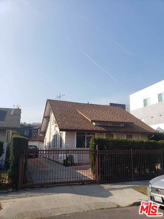 533 N St Andrews Place, Los Angeles (City), CA 90004 (#20543982) :: Pacific Playa Realty