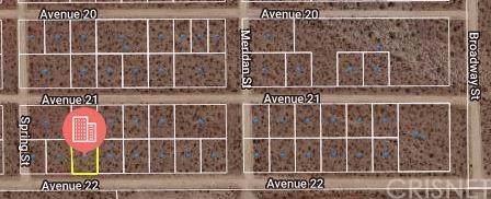 0 Avenue 22, Mojave, CA 93501 (#SR20011154) :: The Pratt Group