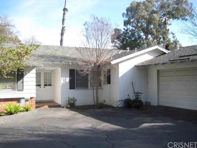 5628 Ponce Avenue, Woodland Hills, CA 91367 (#SR20012871) :: Randy Plaice and Associates