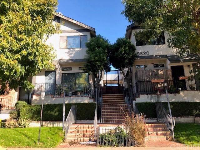 9620 Sepulveda Boulevard #56, North Hills, CA 91343 (#SR20015522) :: Randy Plaice and Associates