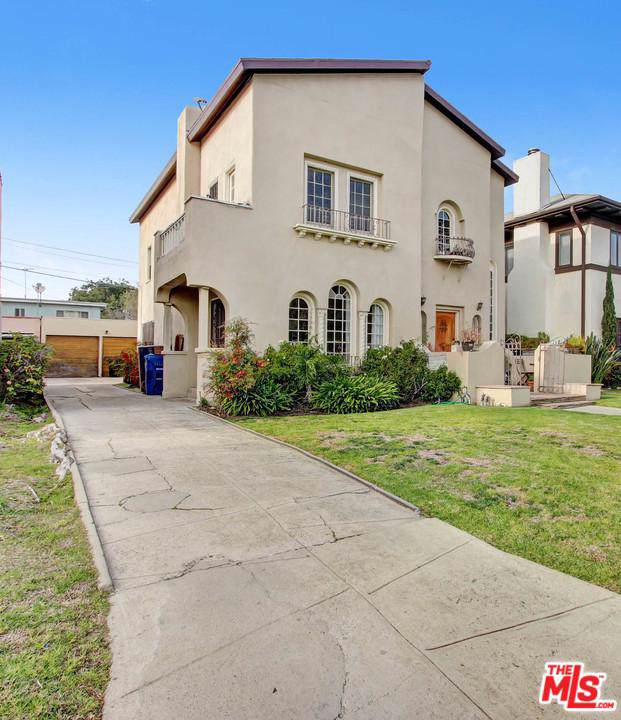 715 Lorraine, Los Angeles (City), CA 90005 (#20547786) :: The Agency